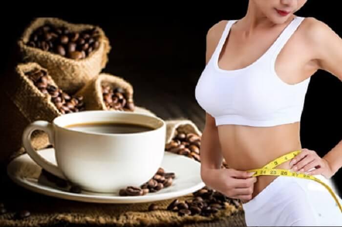 Uống cafe nguyên chất giúp giảm cân hiệu quả